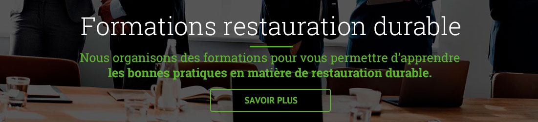 Formations restauration durable