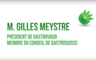 Guilles Maystre vs Ecocook
