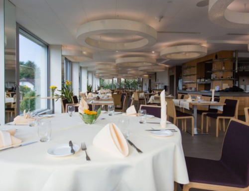 La Pinte Vaudoise restaurant is ECOCOOK® certified.