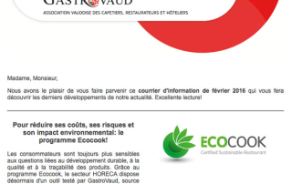 GastroVaud Communication