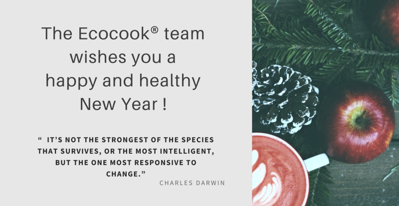 best wishes 2017 ecocook team