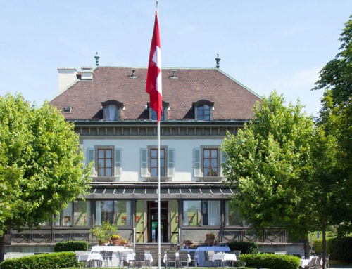 Sustainability as a fundamental value for the Geneva Hospitality School and its gastronomic restaurant Le Vieux-Bois