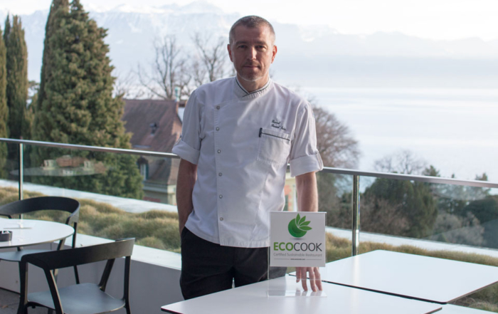 Chef Pascal Beaud'huin