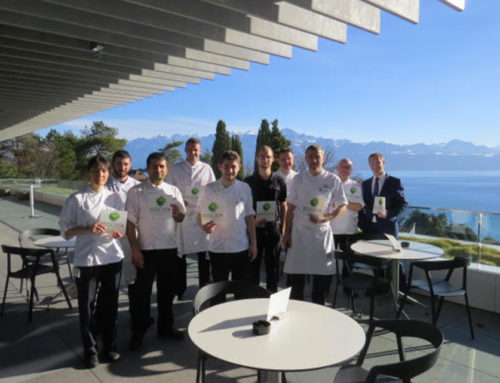 TOM Café  Certified EcoCook® Sustainable Restaurant   Level 4